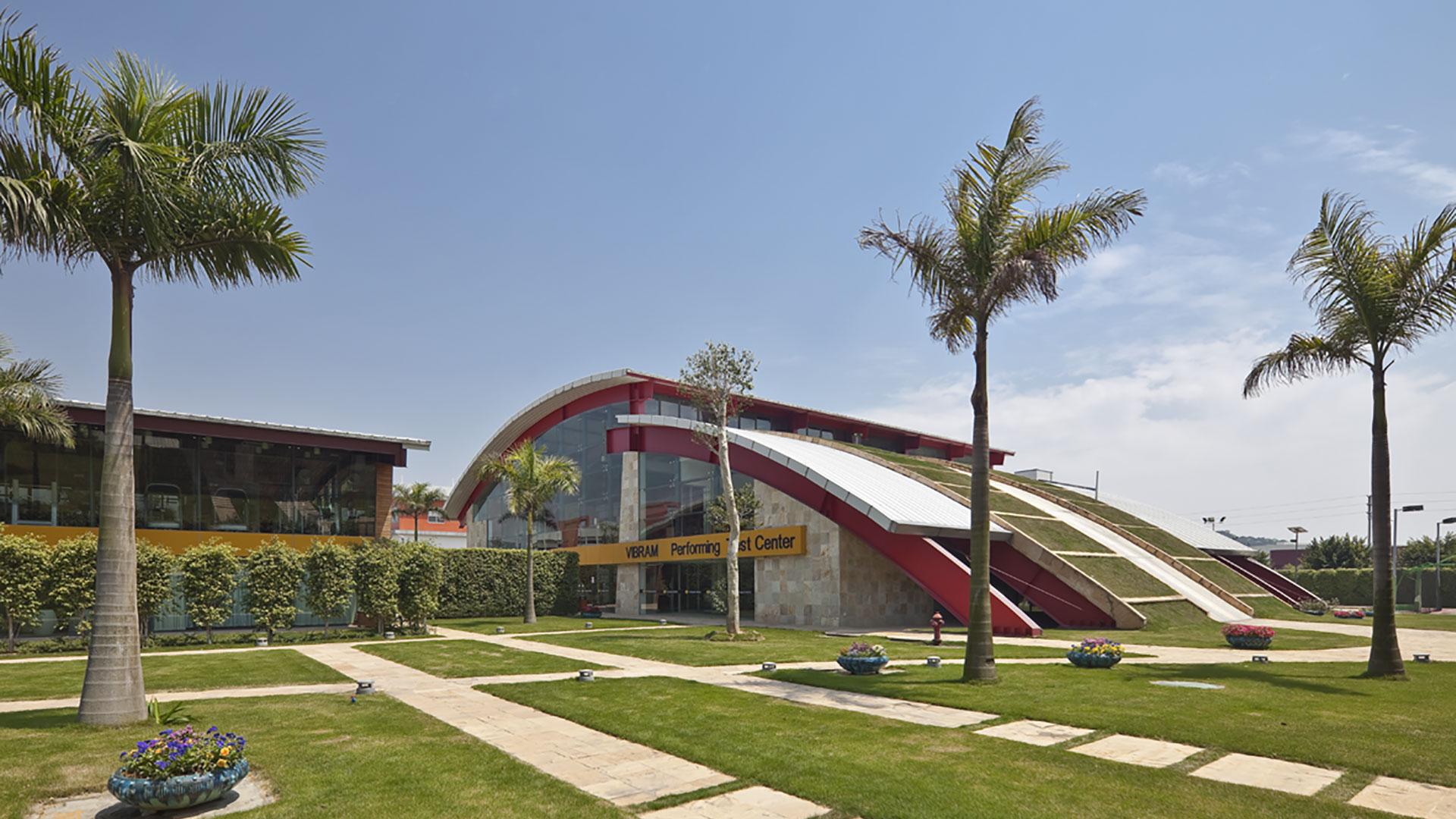 Vibram China - Andrea Savio - Architetto