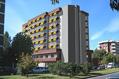 Casa di Riposo per Anziani e Centro Comunitario della Comunità Ebraica di Milano