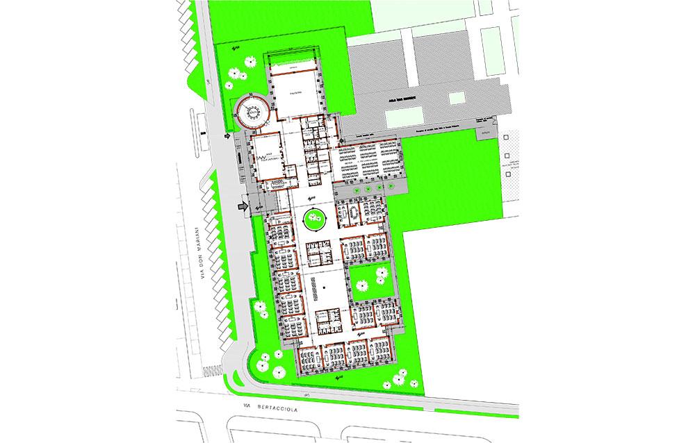 Scuola Primaria Via Don Mariani Bovisio Masciago - Andrea Savio - Architetto