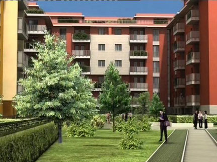 Piano Integrato di Intervento Comparto BT4 Paderno Dugnano (MI) - Andrea Savio - Architetto