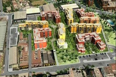 Piano Integrato di Intervento Comparto BT4 Paderno Dugnano (MI)