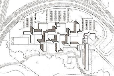Istituti dell'Area di Ricerca del C.N.R. - Zona Navile a Bologna