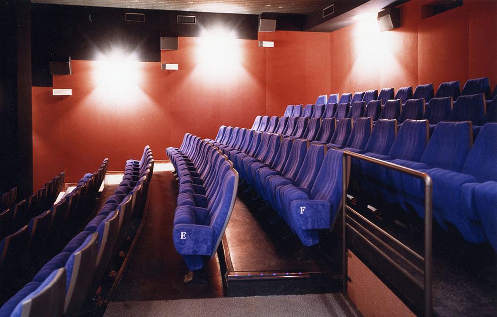 Cinema Multisala Ducale - Piazza Napoli - Milano - Andrea Savio - Architetto