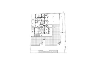 Reparto Farmacia degli I.C.P.(Istituti Clinici di Perfezionamento) - Via Commenda a Milano