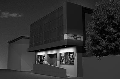 Cinema MetropolisAREA METROPOLIS 2.0 - Paderno Dugnano (MI)
