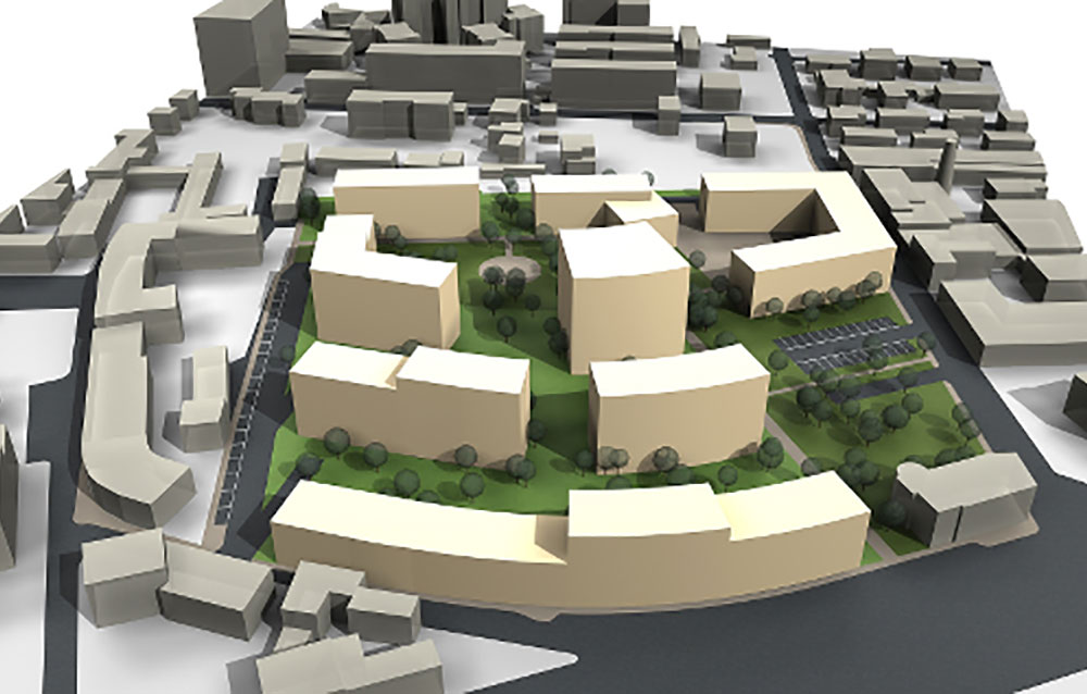 """Area """"Testori S.p.A."""" Novate Milanese (MI) - Andrea Savio - Architetto"""