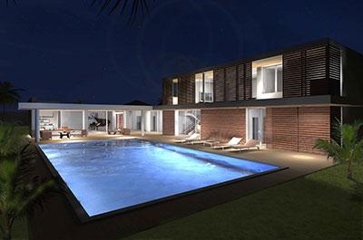 Villa unifamiliare - Tunisia