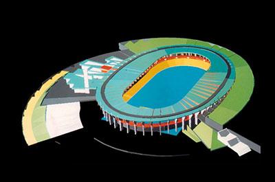 Velodromo e Centro Sportivo Dro (TN) - Andrea Savio - Architetto
