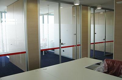 ENERVIT S.p.A.  uffici direzionali WJC a Milano