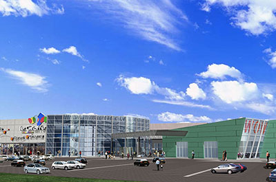 Multiplex e Centro Commerciale