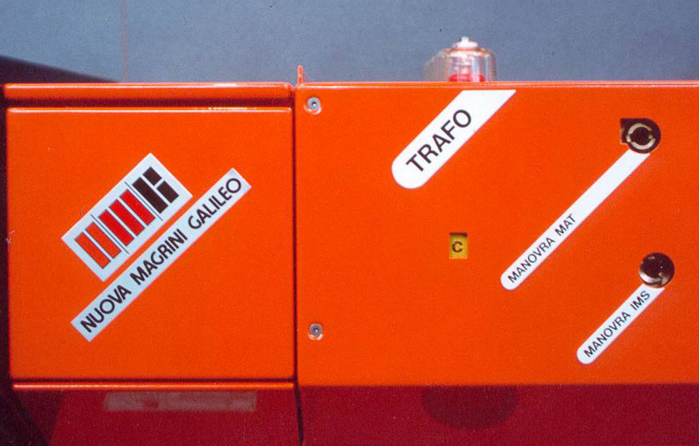 Quadro Blindato RM6/EN - 24 KV Magrini Galileo - Andrea Savio - Architetto