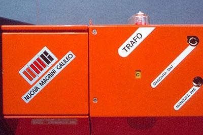 Quadro Blindato RM6/EN - 24K Magrini Galileo