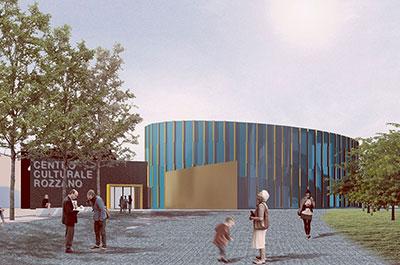 Centro Culturale a Rozzano (MI)