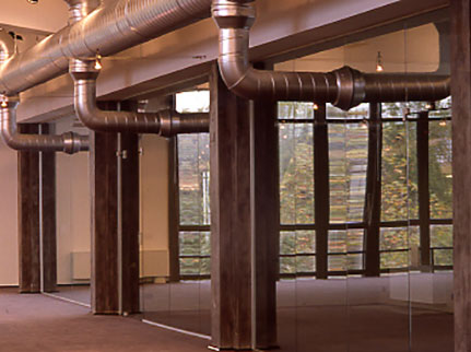 Uffici e Showroom della Velca - Legnano (MI) - Andrea Savio - Architetto