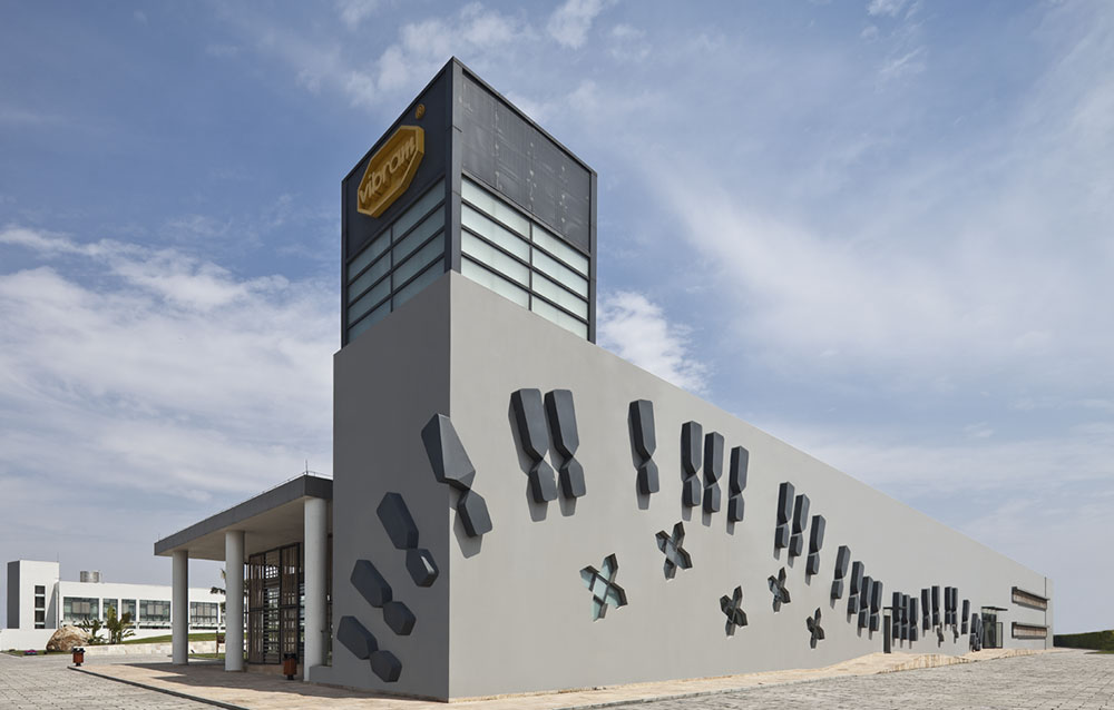 Vibram China Tech Center Performing Test Center SPA - Andrea Savio - Architetto