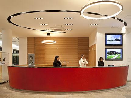 Vibram China Tech Center Performing Test Center SPA - Andrea Savio - Architetto