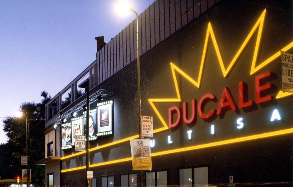 Cinema Ducale a Milano - Andrea Savio - Architetto