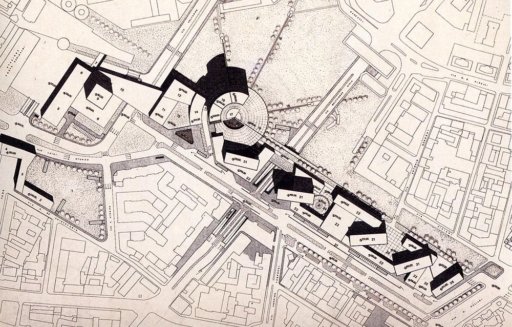"""Area """"Garibaldi - Repubblica"""" - Andrea Savio - Architetto"""