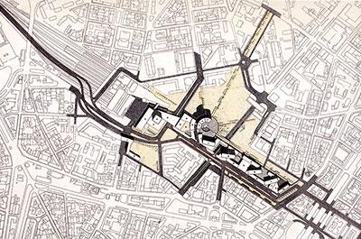 """Area """"Garibaldi - Repubblica"""" a Milano"""