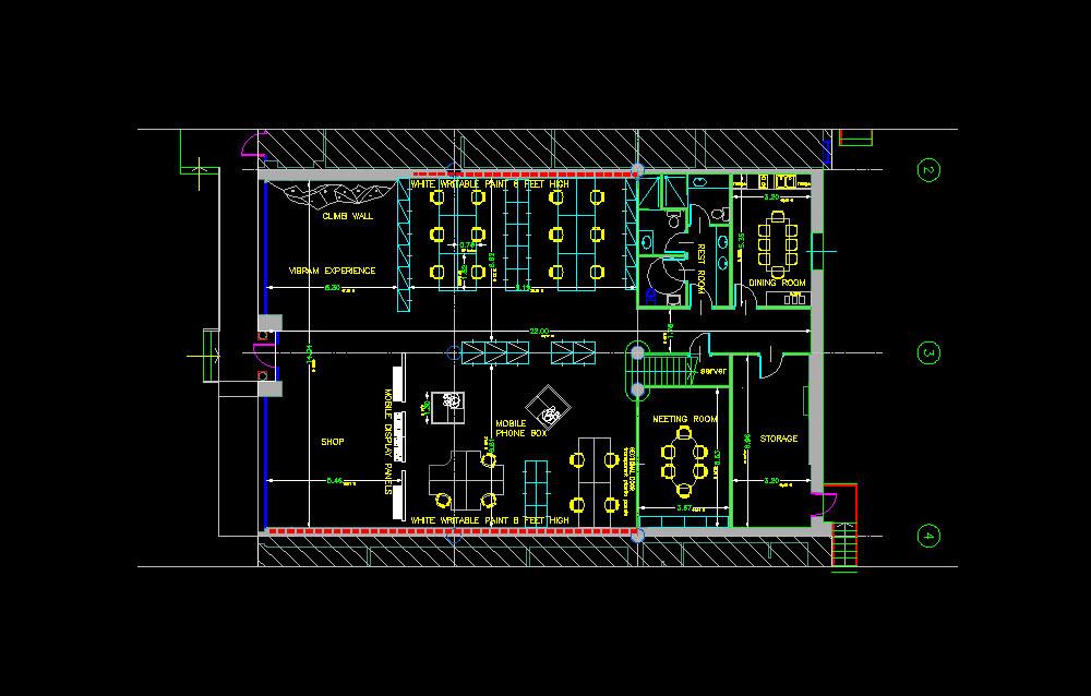 Vibram U.S.A. Vibram U.S.A. 840 Commonwealth Avenue, Brookline, MABrookline, MA - Andrea Savio - Architetto
