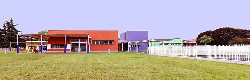 Asilo Nido di Via Avogadro a Paderno Dugnano (MI) - Andrea Savio - Architetto